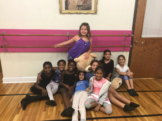 Friendship Week - Bring a Friend to Dance Class October 14-19
