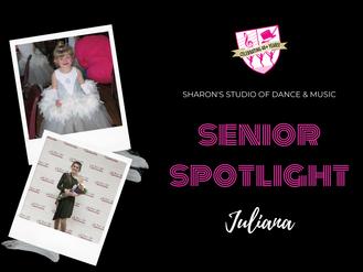 Senior Spotlight: Juliana Campesi