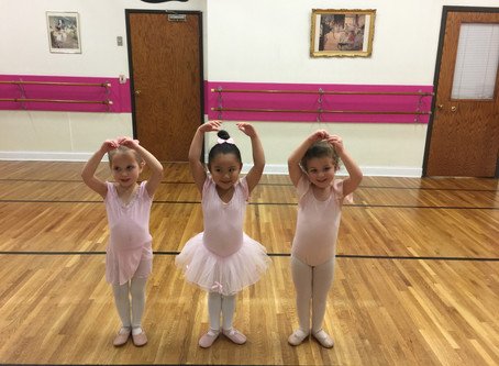 New Dancewear at Sharon's Just in Time for the Holidays!