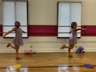 Visit Our Dance Studio - September Open House Dates