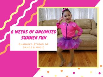 Unlimited Summer Classes