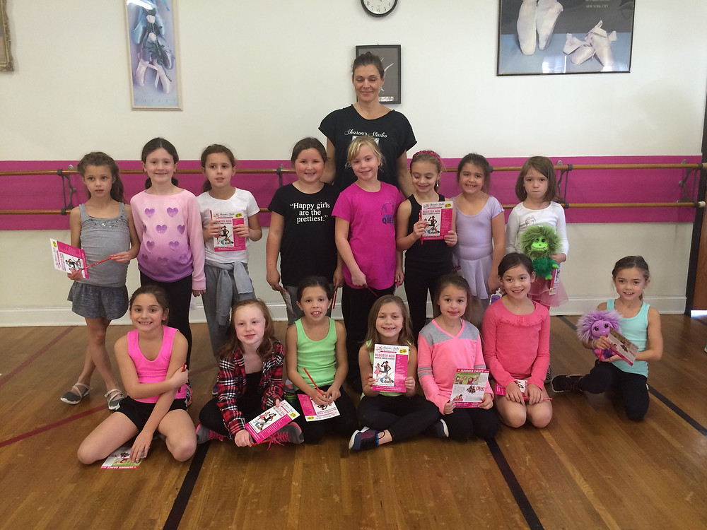 dance badge for brownies and girl scouts whippany