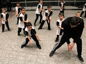 Boys Dance Too!