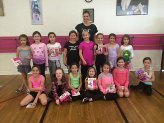 Giving Back to the Community Through Dance