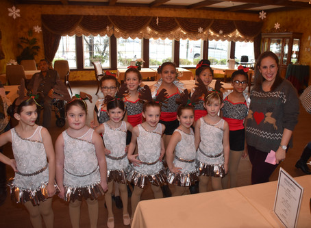 Give The Gift That Keeps Giving All Year ...  Dance & Music Lessons