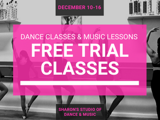 FREE Trial Dance & Music Classes in Whippany, NJ
