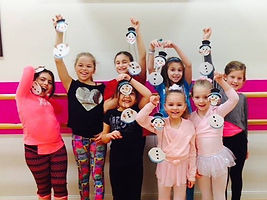 dance camps for kids