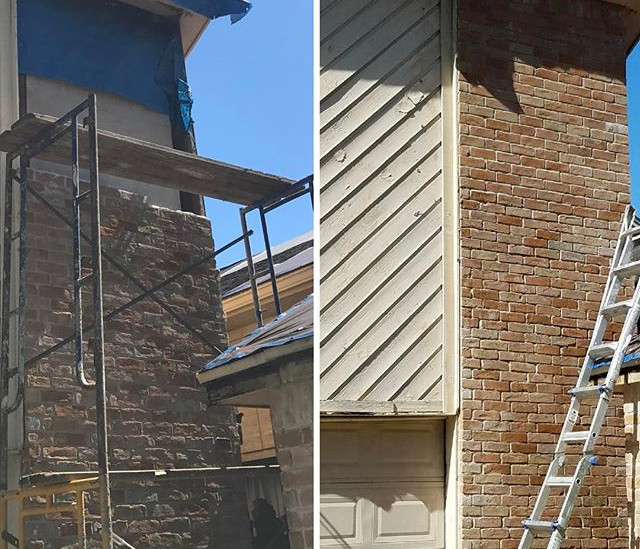 Repaired missing section of brick.jpg Job completed.jpg