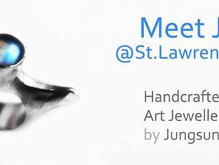 J Lim Jewelry Show, Sept to Oct, St Lawrence Market, Toronto