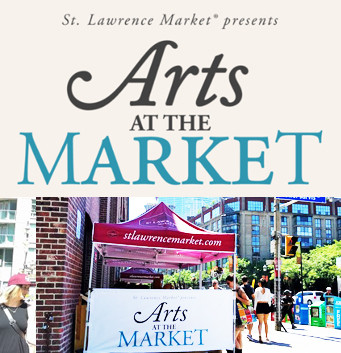 Arts at the Market, St Lawrence Market