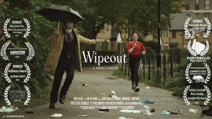 'Wipeout' continues it's festival success in 2016