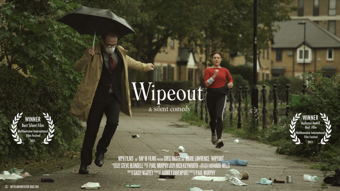 'Wipeout' wins big at Walthamstow International Film Festival
