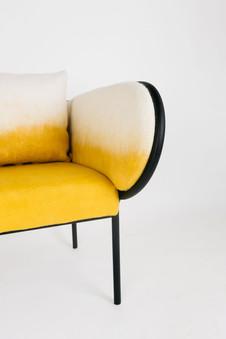 100% wool series chair