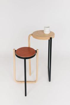 Kiri side table set