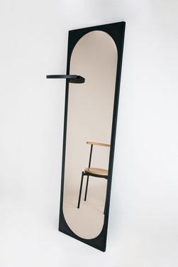 Powder mirror