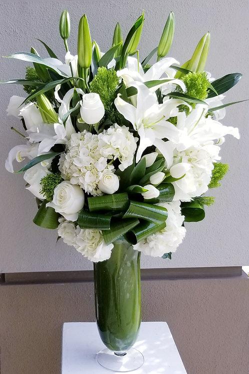 Casa Blanca Lux Blooms