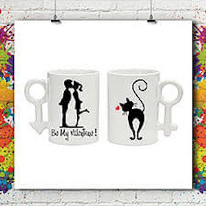 Mug Couple Personnalisé