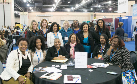 The women that participated in my faciliated PA Conference fo Women  roundtable 2018