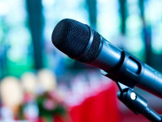 What's the Best Way to Begin a Speaking Engagement?