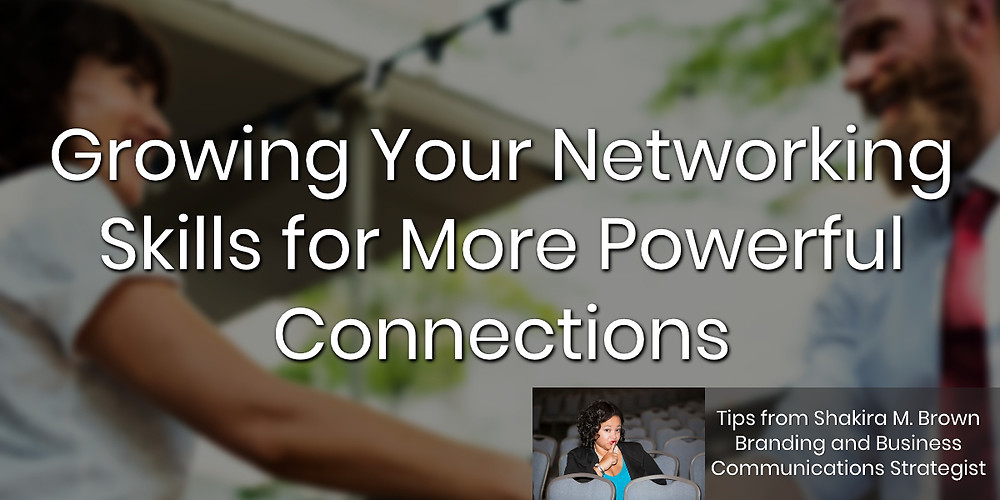 Tips for growing your networking skills as small business owner