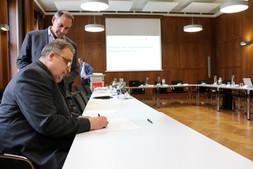 Prof. Dr. Burkhard Utecht, Duale Hochschule Gera-Eisenach