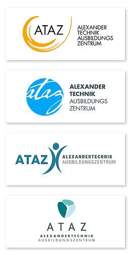 ATAZ Logo alternative Vorschläge