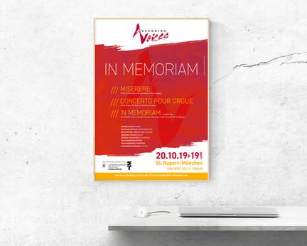 Ascending Voices Poster