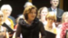 Beate Gartner Sopran: Konzertfoto – Berühmte Arien aus Opern und Operetten