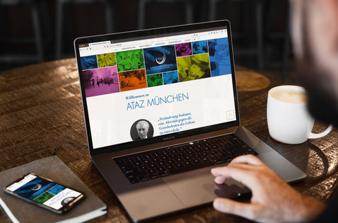 ATAZ Responsive Website