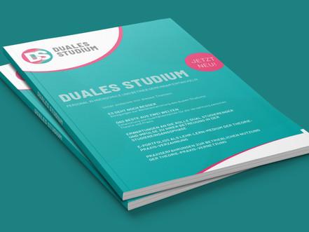"""2. Ausgabe der Zeitschrift """"DUALES STUDIUM"""" erschienen"""