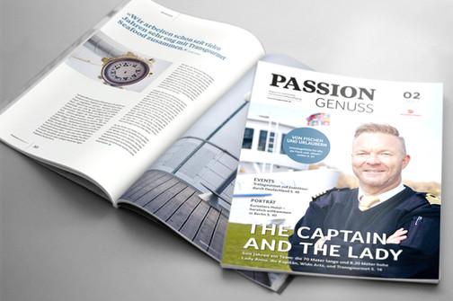 Magazin Passion Genuss
