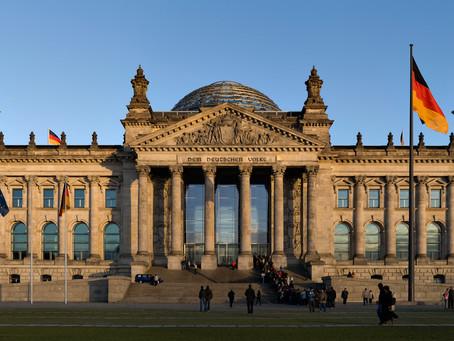Fraktionsübergreifender Austausch mit dem DHSD im Deutschen Bundestag