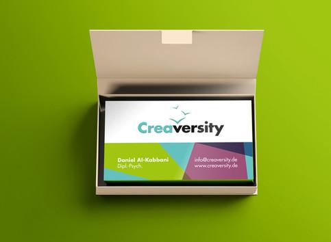 Creaversity Visitenkartenbox
