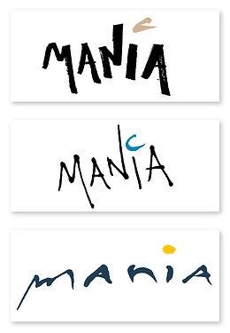 Mania Logo alternative Vorschläge