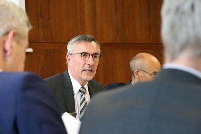 Prof. Dr. Harald Gleißner (†), HWR Berlin