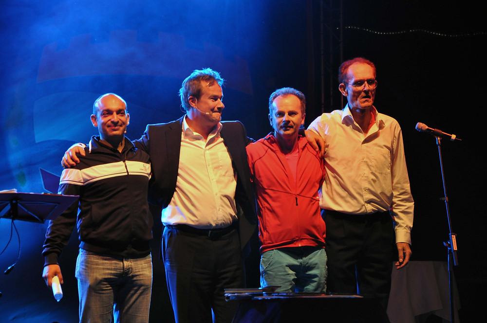 19.00 – 23.00 UhrLars Reichow & Freunde – Lange Comedy- und Liedernacht 2012