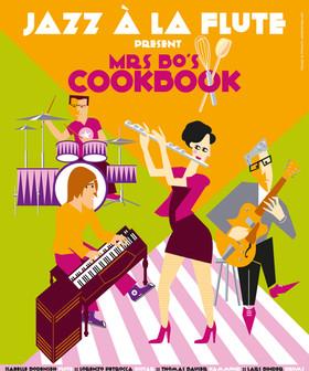 Mrs Bo's Cookbook Poster