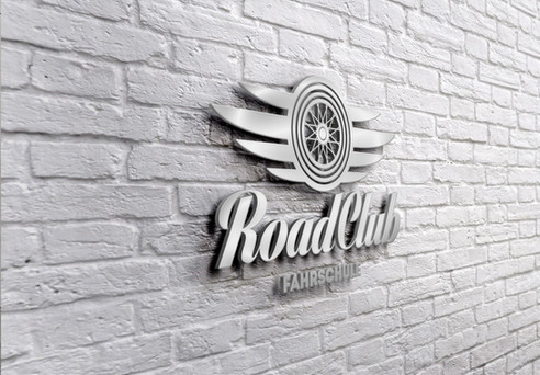 RoadClub WallSign