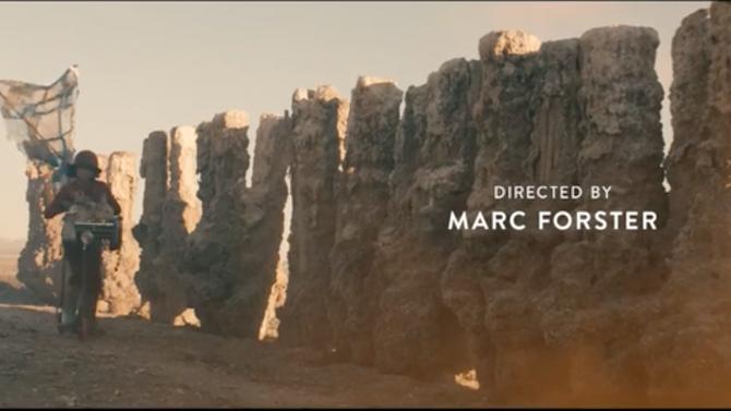 Marc Forster Walmart Academy Award Spot