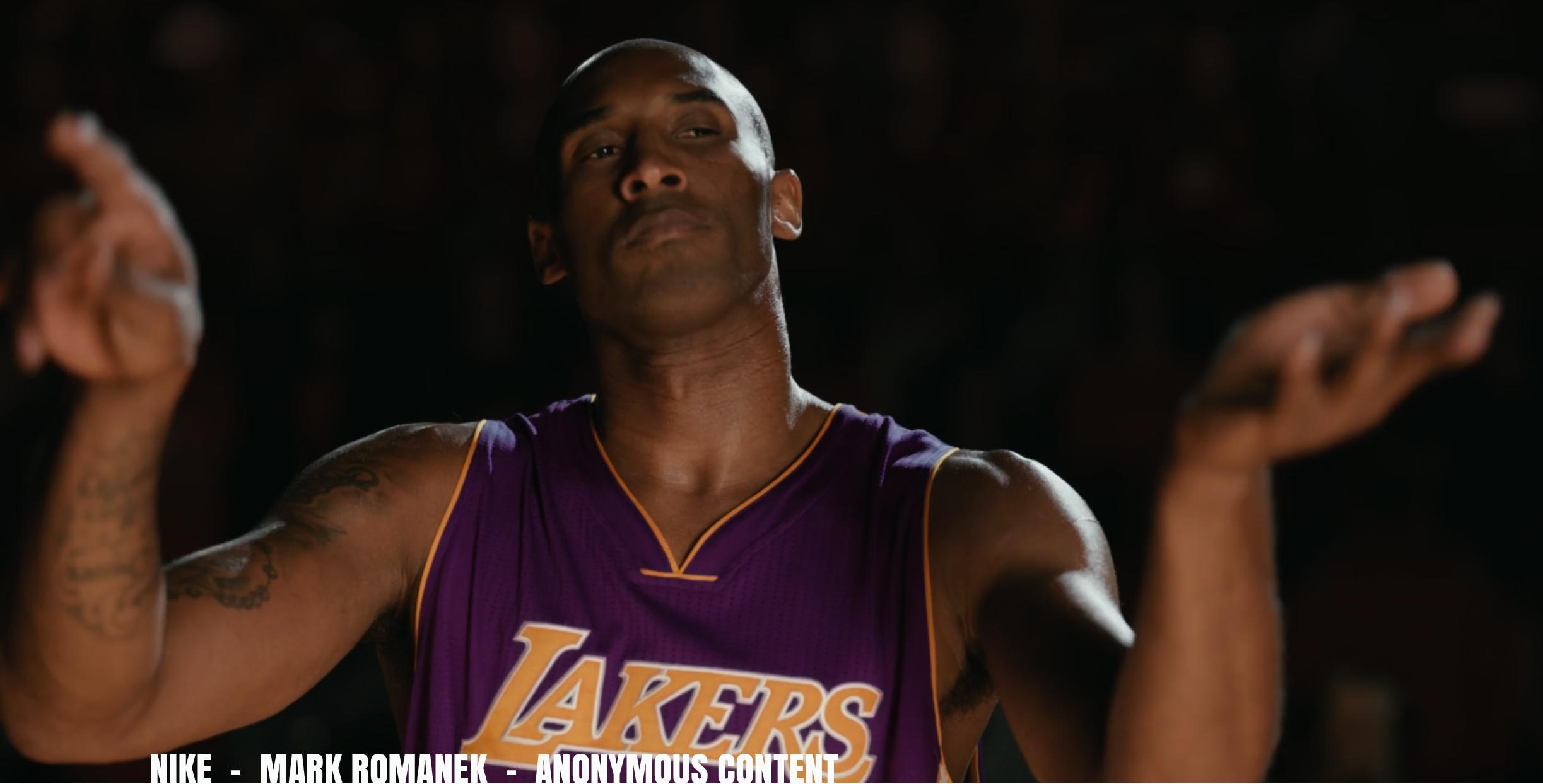 Nike Kobe - Dir. Mark Romanek