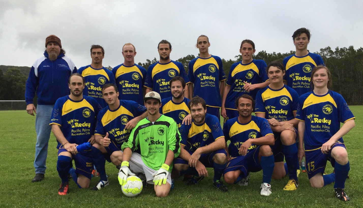Mens Team 2016