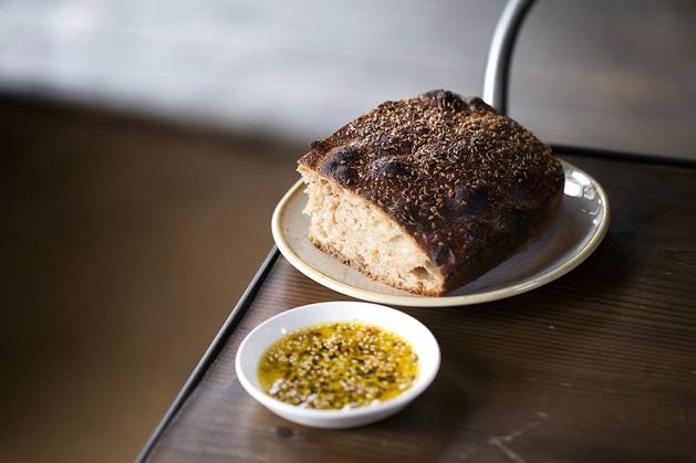 plateau sourdough bread