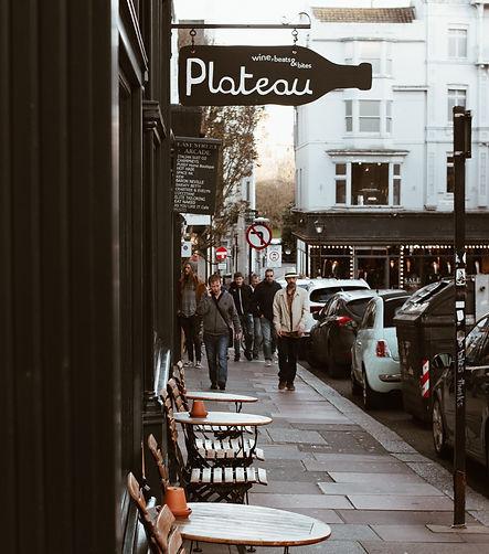 Plateau Brighton