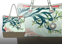 Nine West Tote Bag Design