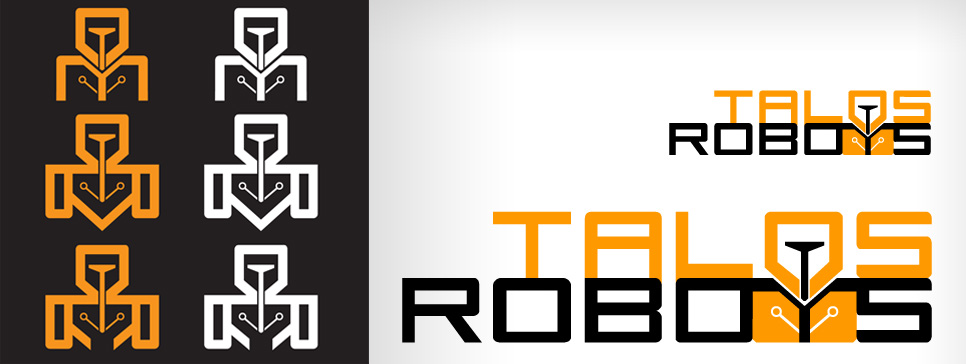 Talos Robots Logos