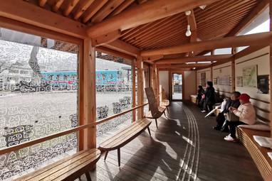 Tarumi train station
