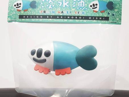 Aki Fish pre-order details 2021