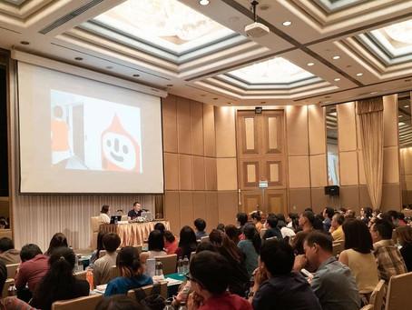 Lecture at TACGA Bangkok