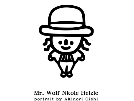 Mr. Wolf Nkole Helzle 2021
