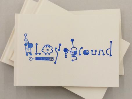 Playground / Akinori Oishi new book 2019